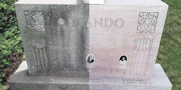 Headstone and Memorial Cleaning Navan Memorials