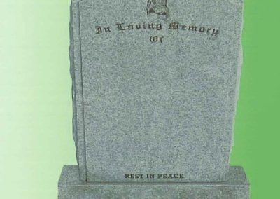 Natural-Stone-Boulder-Marble-Headstone-Navan-Memorials